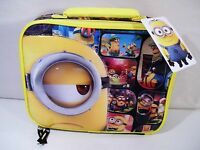 Despicable Me Minions Lunch Bag Box
