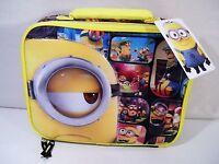 Despicable Me Minions Lunch Bag Box