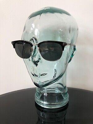 Mont Blanc Men Sunglasses MB 698//S 20C Silver Grey Mirror Zeiss Lens 52mm New
