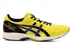 Details about ASICS Running Marathon Shoes TARTHER JAPAN 1013A082 TAI-CHI YELLOW/BLACK