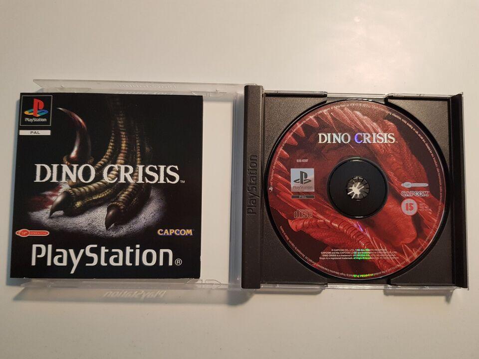 Dino Crisis, PS