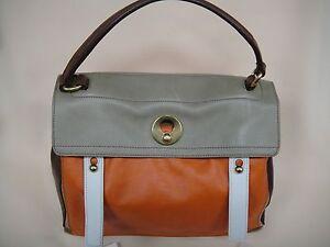 Yves Saint Laurent YSL The Sac Muse Two Handbag Multi Color ...