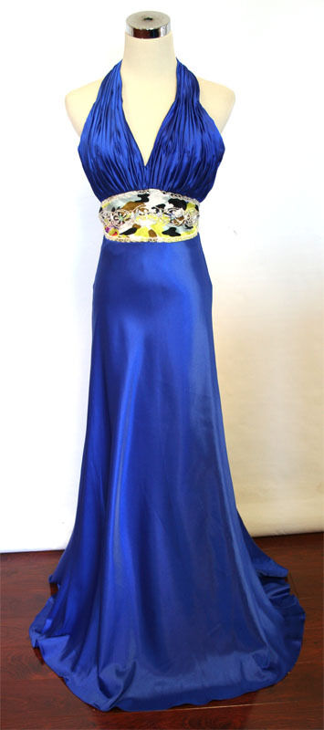 NWT Rene Moiselle  Royal  Juniors Pageant Gown 5