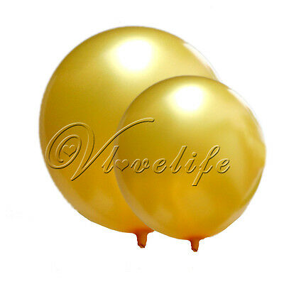 """12"""" INCH LATEX HELIUM BALLOONS WEDDING PARTY BIRTHDAY SUPPLIES DECORATIONS AIR"""