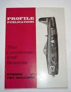 Aeronautica Profile Publications n 107 Grumman F8F Bearcat - Italia - Si accetta la restituzione degli oggetti venduti entro 7 gg. dalla data di vendita. - Italia