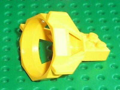 2 x Palme LEGO Blue Minifig Footgear Flipper 2599 Set 6195 6559 6175 6145 6125