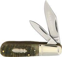 Marbles Ram's Horn Barlow Folding Knife/knives - Mr365 - In Box