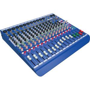Like-N-E-W-Midas-DM16-16-channel-Mixer-Full-Warranty-Dealer-Open-Box-Never-Used