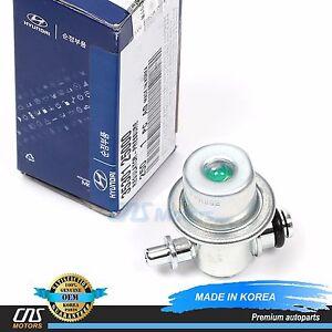 S L on 2000 Hyundai Elantra Fuel Pressure Regulator