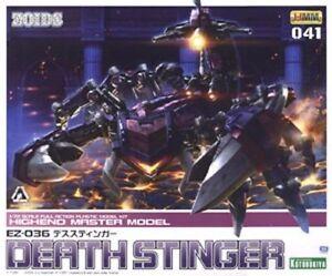 KOTOBUKIYA-ZOIDS-HM-041-EZ-036-LA-MORTE-Stinger-1-72-PLASTIC-MODEL-KIT-NUOVO-Giappone