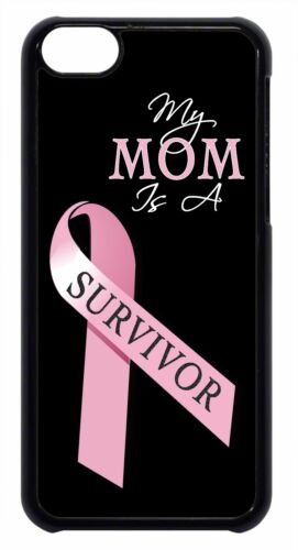 Breast Cancer Awareness Fight Pink Ribbon For Mom Case Cover For iPod 4 5 6