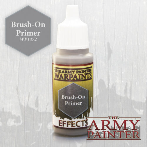 Brush-on Primer Warpaint *The Army Painter*