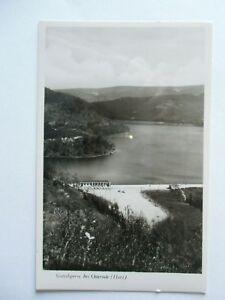 Ansichtskarte-Soesetalsperre-Osterode-Harz-Nr-654-II