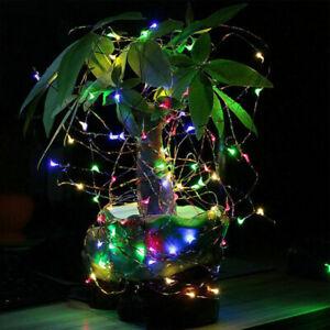 100-200-LED-Solar-Power-Fairy-Lights-String-Lamps-Party-Christmas-Garden-Decor