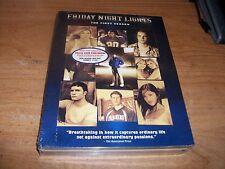 Friday Night Lights The First Season (DVD, 2007, 5-Disc Set) Drama TV Show NEW