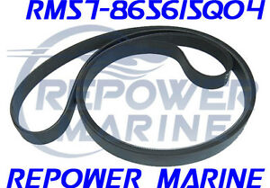 Correa-Serpentina-para-Mercruiser-V6-amp-V8-Alpha-Repuesto