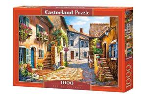 (CSC103744) - Castorland Jigsaw 1000 pc - Rue de Village