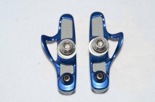 XON Lightweight brake shoes pad for Road Bike,30g--Blue UZ. BIKE