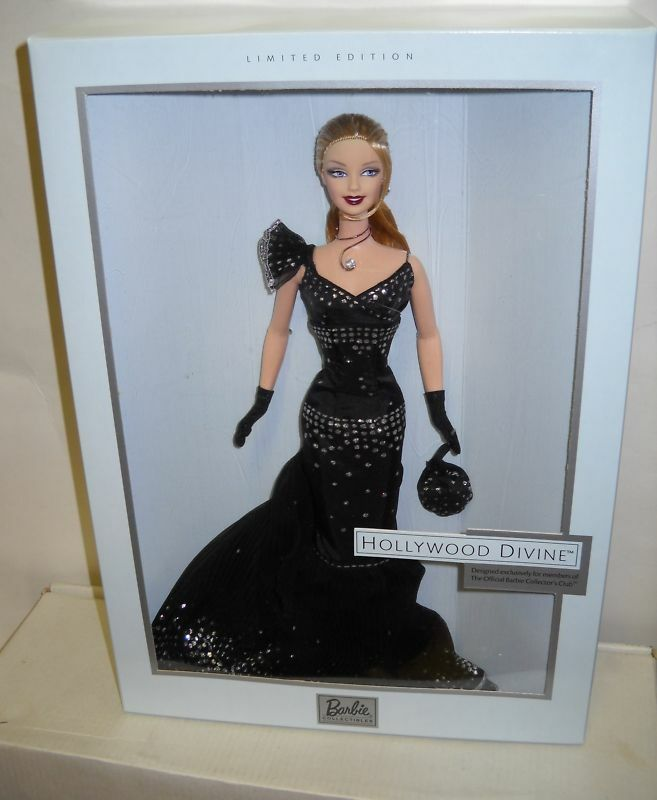 Barbie Collector's Club Hollywood Divina Barbie