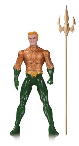 Aquaman by Greg Capullo Action Figure DC Collectibles Designer Series