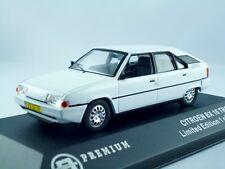 Citröen BX 16 TRS     1983  weiss    /  Triple 9 Premium   1:43