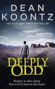 DEAN-KOONTZ-DEEPLY-ODD-BRAND-NEW-FREEPOST-UK