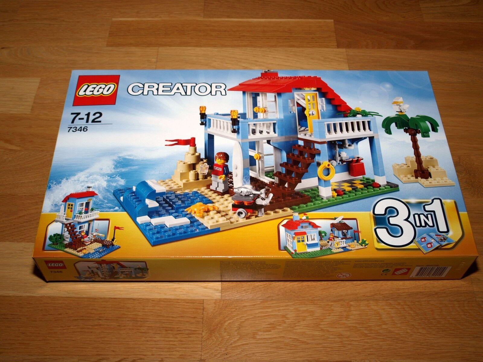 Lego Creator – Seaside House Set 7346 - Retired BNISB
