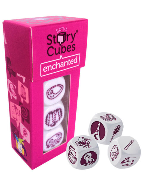Rory's Story Cubes Enchanted by The Creativity Hub Ages 6+ - 1 or more Players