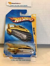Tread Air #32 * Gold * 2009 Hot Wheels * L3