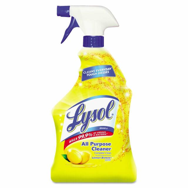 Lysol All Purpose Cleaner - Lemon Breeze, 32 oz