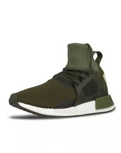 Adidas-NMD-XR1-Inverno-Cargo-Cachi-UK-9-Sneaker-Uomo-RRP-150-CQ3074
