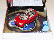 1/43 Norev Renault Zoe Concept Car in Red