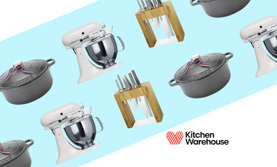 20% off Kitchen Warehouse* on eBay