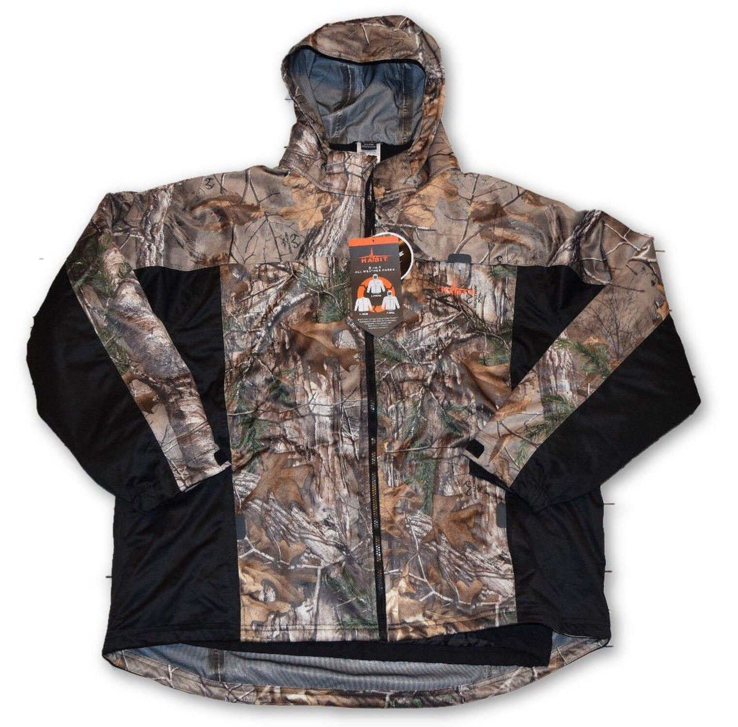 REAL TREE XTRA Men's Insulated  Parka  hot sale online