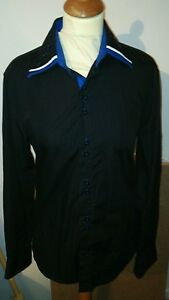 MEN-039-S-FAB-SLIM-FIT-SHIRT-BY-Yves-Enzo-SIZE-M
