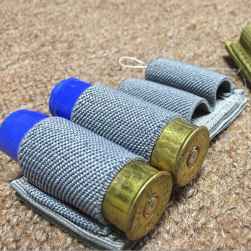 bullet pouch hunting pouch airsoft hunting stick shotgun shell ammo holder JPHN