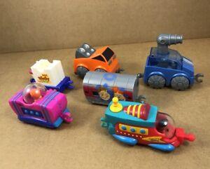 Sonic Drive In Kids Meal Train Set Of 6 Loose Ebay