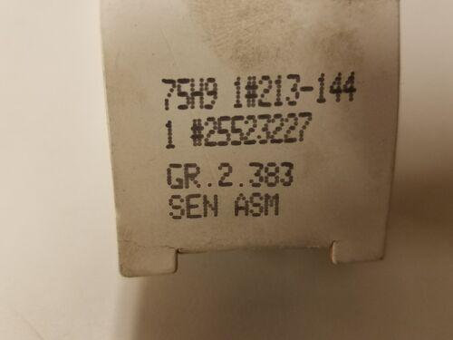 NOS Delco 25523227 Camshaft Position Sensor Genuine GM Original Equipment 3.8L