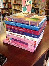 Lot of 9 DISNEY STORYBOOKS Press ALL HC Collection FAIRIES Princess Pixar Vol. 2