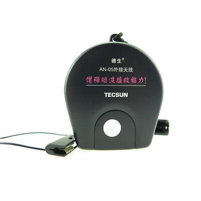 TECSUN External Antenna for Tecsun Radios to Improve FM//SW Performance AN05