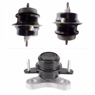 ENGINE /&TRANSMISSION MOUNT FOR INFINITI EX37 G37 Q40-60 QX50 370Z RWD 2WD 3PCS