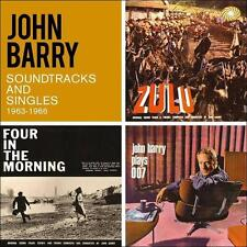 John Barry Soundtracks & Singles - 3 x CD Boxset - Limited Edition - John Barry