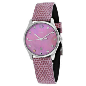 052fc6029d1 Gucci G-timeless Ladies Watch Ya126584 for sale online
