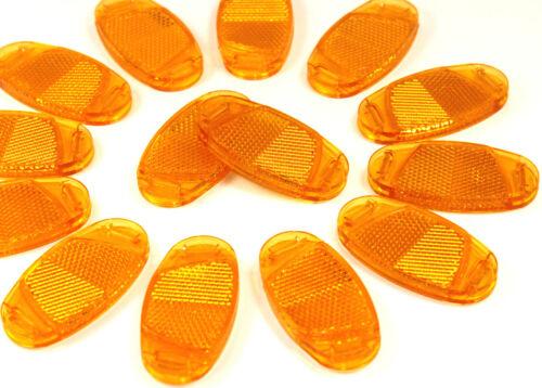 Speichenreflektor 25 Stück Speichenreflektoren Fahrradspeichen Reflektoren 1013