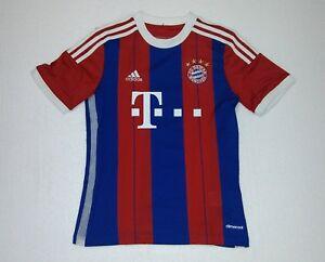best website 10424 1b975 Details about FC Bayern Munich ADIDAS M YOUTH WOMAN BOY KID JAMES RODRIGUEZ  11 XS S L JERSEY