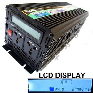 2000W-3000W-4000W-DC24V-AC240V-POWER-INVERTER-WITH-VOLATAGE-DISPLAY-SOFT-START