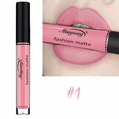 Long Lasting Lipstick Pencil Rouge à lèvres Matte Lip Gloss Liquid Maquillage