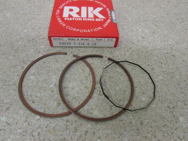 For Yamaha Banshee 350 YFZ 350 Cylinder Piston Rings Gaskets Kit Set 87-06 Sale