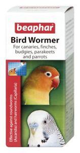 Beaphar Aviary Bird Wormer 10ml (paquet de 6) 689988713401