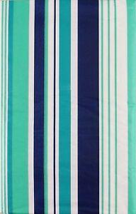 À Rayures Beach Vinyle Parapluie Nappe Avec Trou & Fermeture Tailles Assorties-afficher Le Titre D'origine Correspondant En Couleur